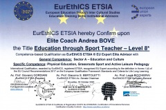 EurEthICS-Certificato-elite-coach-sport-teacher-andrea-bove