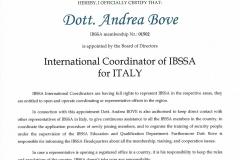 IBSSA-italia-Andrea-BOVE-rappresentante